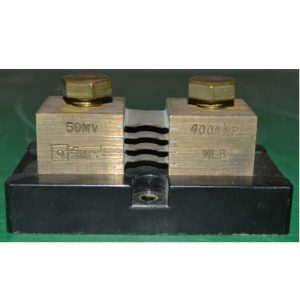 Ammeter Current Shunts